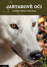 Cover of book Jantarové oči